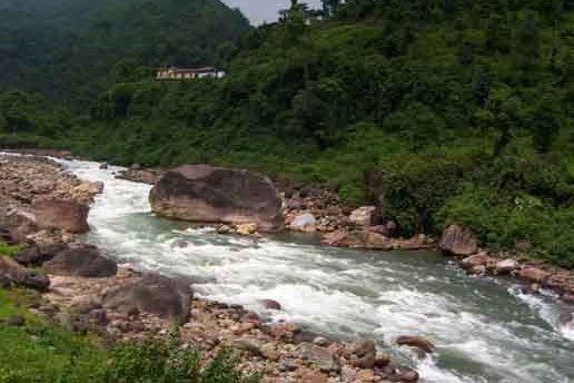 River Jaldakha