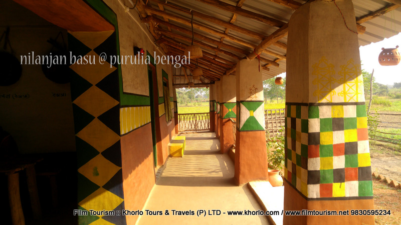 Eco Village Resort at Purulia :: Support Rural Based EcoTourism