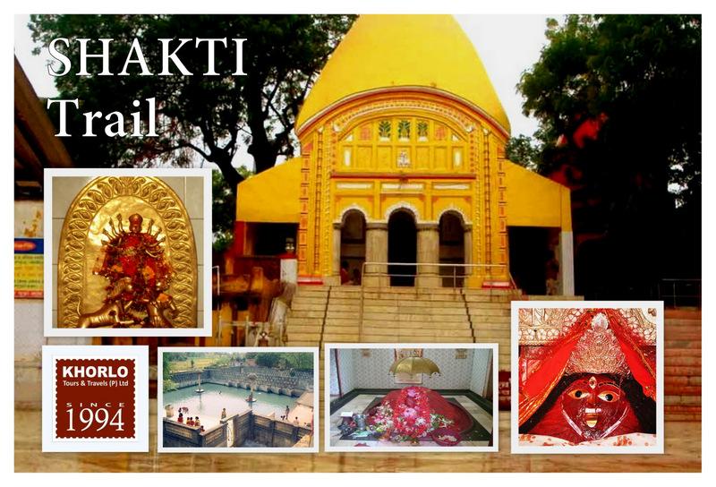 Shakti Trail :: Tarapith – Nalhati – Sainthiya –Bakreshwar
