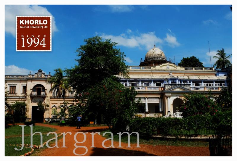 Jhargram – Hatibari –Kakrajhor