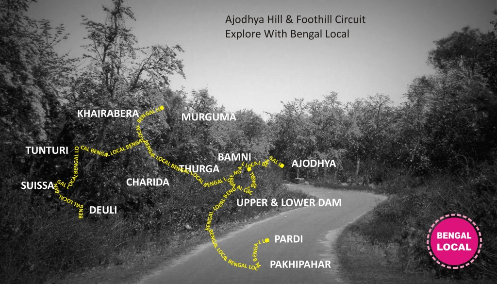 Explore Ajodhya Hill & Foothill Circuit with Bengal Local